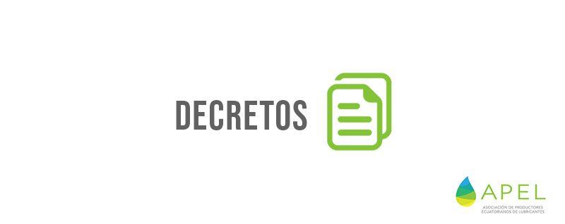 DECRETO 883-2019 - Reforma al Reglamento Sustitutivo para la Regulación de Precios de Derivados de los Hidrocarburos