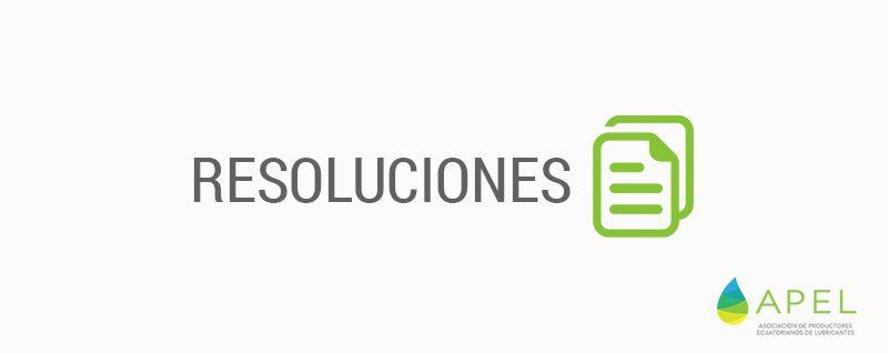 COMEX: Resolución 020-2020 - Licencia de importación automática para grasas y aceites lubricantes